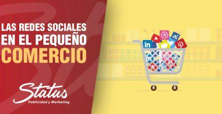Las redes sociales en el pequeño comercio