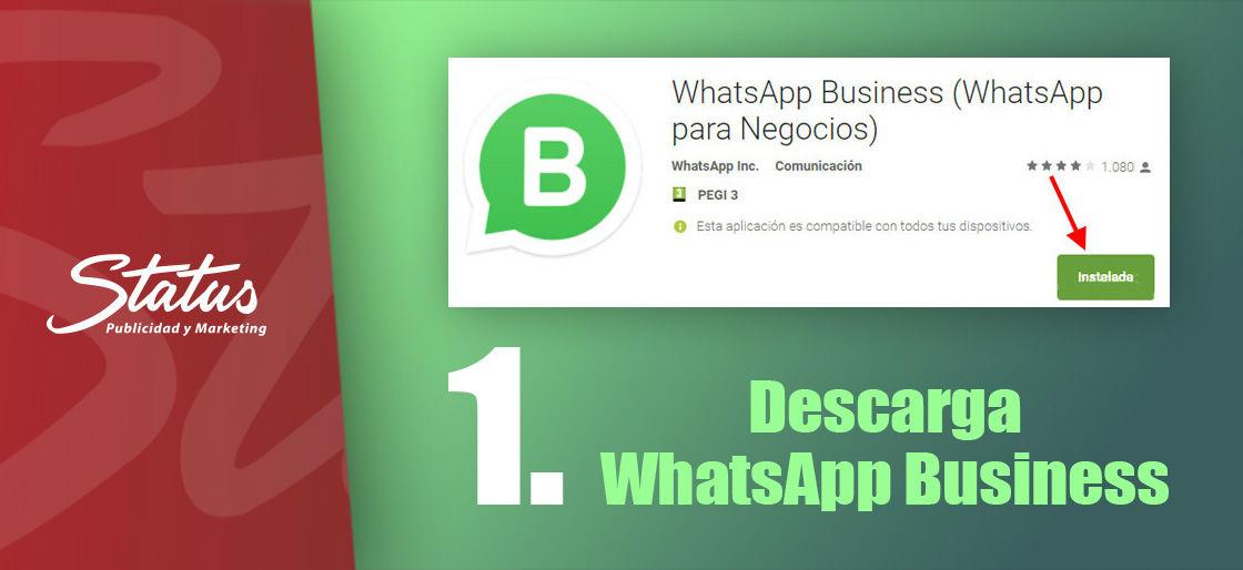 Cómo Crear Una Cuenta En Whatsapp Business Status Publicidad