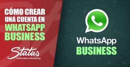 Cómo crear cuenta en WhatsApp Business