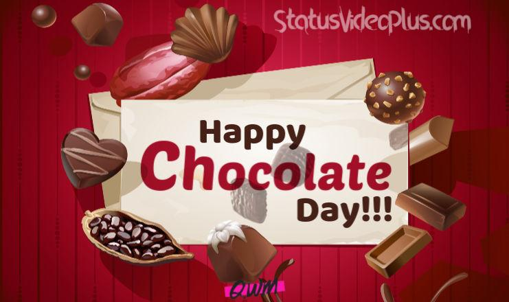 Chocolate Day 2020 Specials Status Video Download | Messages Quotes