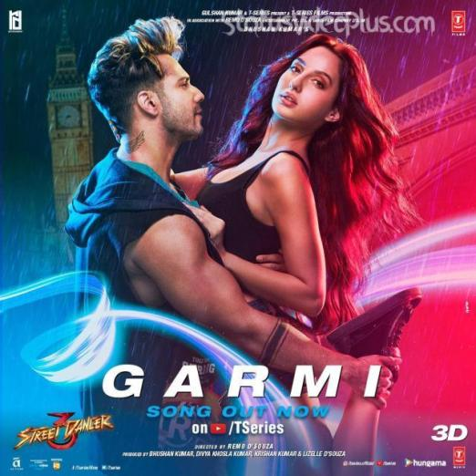 # Garmi Song Street Dancer 3D