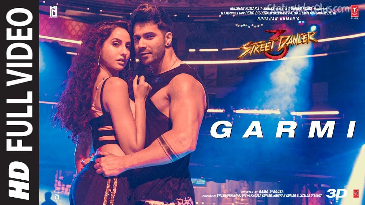 Garmi Song Street Dancer 3D