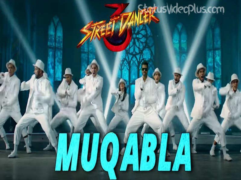 Muqabla Song Street Dancer 3D | Whatsapp Status Video Download