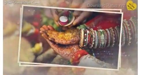 Kahin Kisi Bhi Gali Me Jau Main – Marriage Anniversary Special Whatsapp Status Video