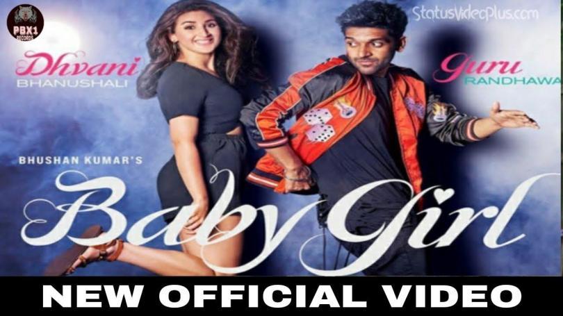 Baby Girl Song Guru Randhawa Whatsapp Status