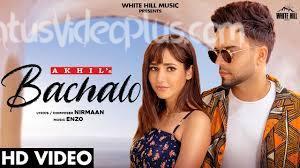 Bachalo Song Akhil
