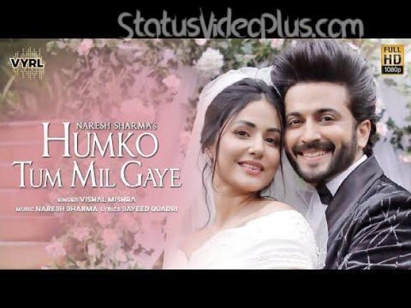 Humko Tum Mil Gaye Song Vishal Mishra