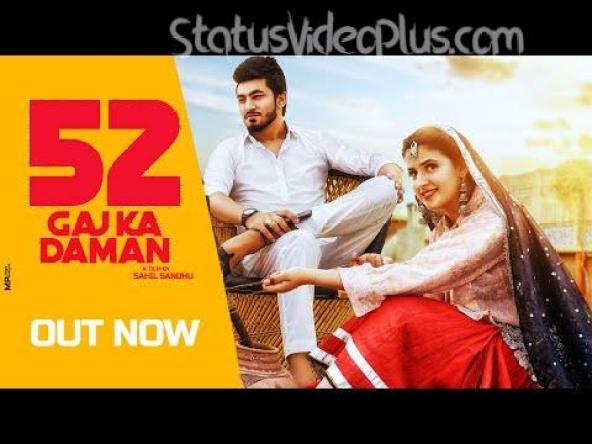 52 Gaj Ka Daman Song Renuka Panwar Download