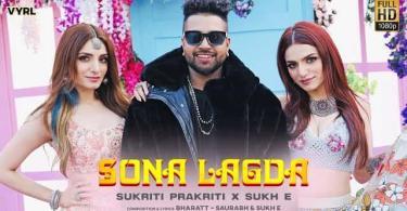 Sona Lagda Song Sukriti Prakriti Download Whatsapp Status
