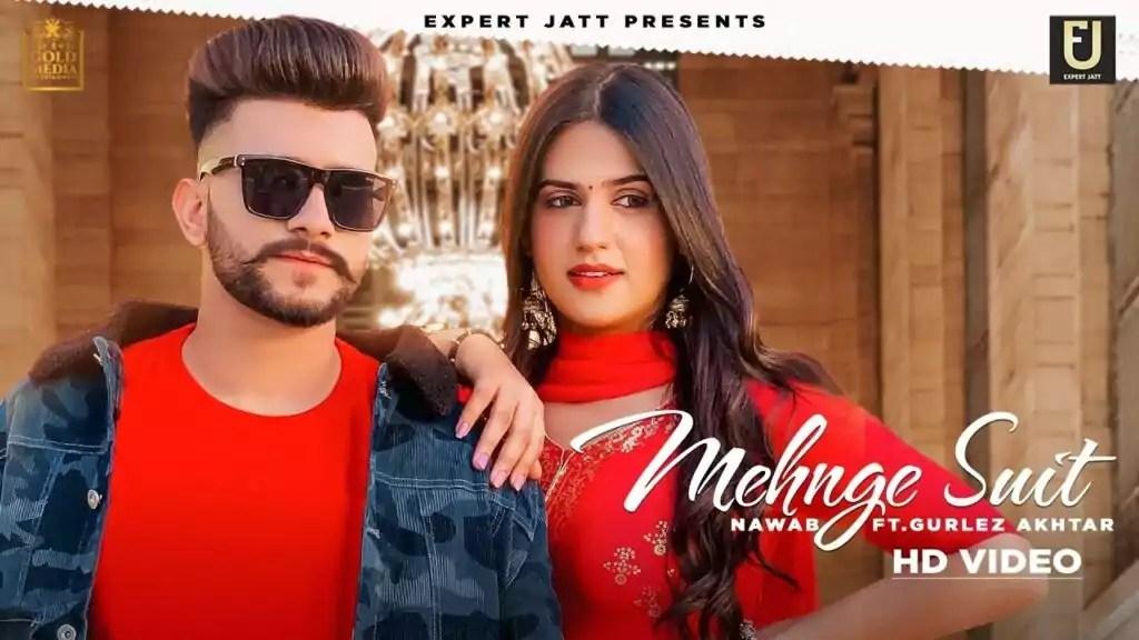 Mehnge Suit Song Nawab Gurlez Akhtar Download WhatsApp Status Video