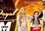 Payal Chandi Ki Song Renuka Panwar Download Whatsapp Status Video