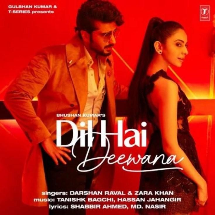 Dil Hai Deewana Song Darshan Raval Zara Khan Download