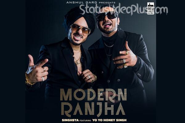 Modern Ranjha Song Singhsta Download Whatsapp Status Video