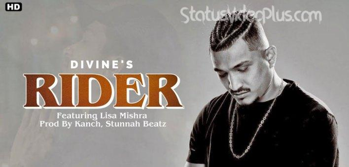 rider-song-divine-lisa-mishra-download-whatsapp-status-video