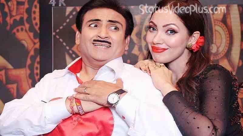 Jethalal And Babita Funny Download Whatsapp Status Video