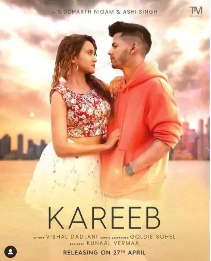 Kareeb Song Vishal Dadlani Siddharth Nigam Download