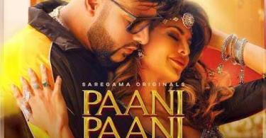 Paani Paani Song Badshah Download Whatsapp Status