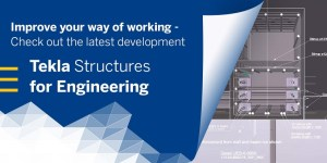 WEBINAR: Latest Tekla software developments for structural engineering offices