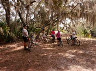 Bicycle Eco Tours, St Augustine