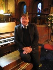Organ Recital - Professor Dr Ian Tracey (Liverpool Cathedral)
