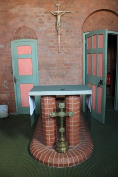 Lady Chapel Altar