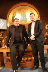 Organ Recital 2011 - Professor Dr Ian Tracey (Liverpool Cathedral) with Organist Neil Fisher