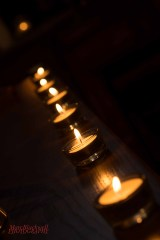 Reflective Candles