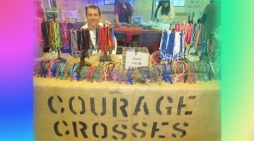 Courage Cross_Booth
