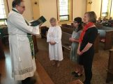 Blessing of the Ministries