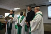 Blessing of the Priests 2014