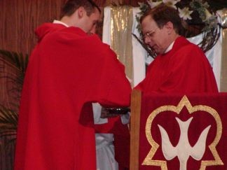 Fr. Kevin's Ordination to the Priestood