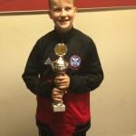 Ishoj Cup 2018 Bronze Medal Award
