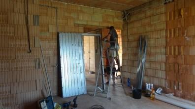 Montáž stavebních pouzder