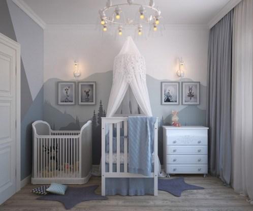 Osvětlení dětského pokoje