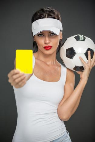 Желтые карточки в ставках на спорт