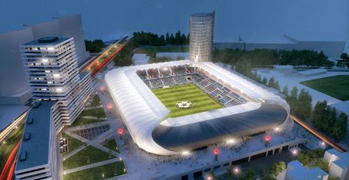 TipovanieNárodný futbalový štadión BA