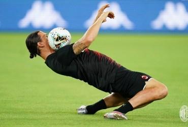 Zlatan Ibrahimović spracovanie