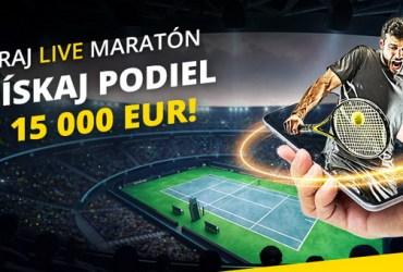 LIVE maratón na Fortune