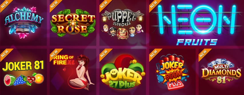 Online Casino SYNOTtip hry