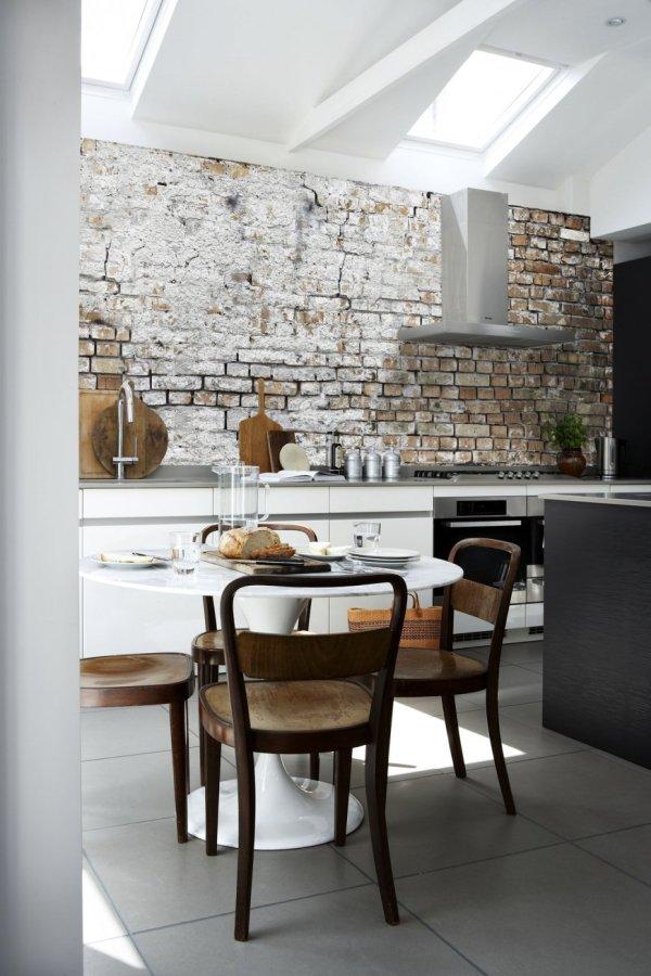Фотообои для маленькой кухни дизайн фото – как подобрать ...