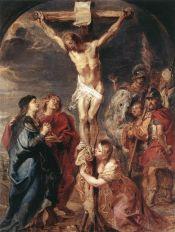 Rubens - Christ on The Cross