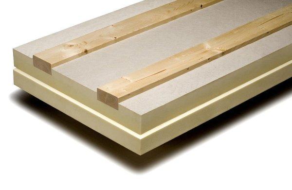 Izolační panel z PIR pěny, Puren HoltaFix