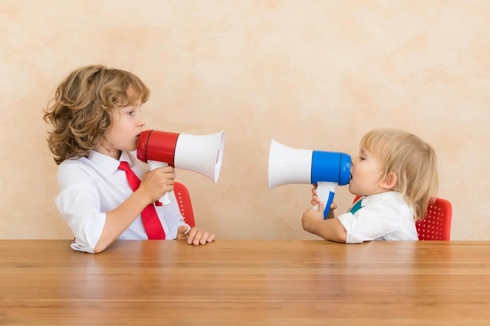jak mówić żeby dzieci nas słuchały