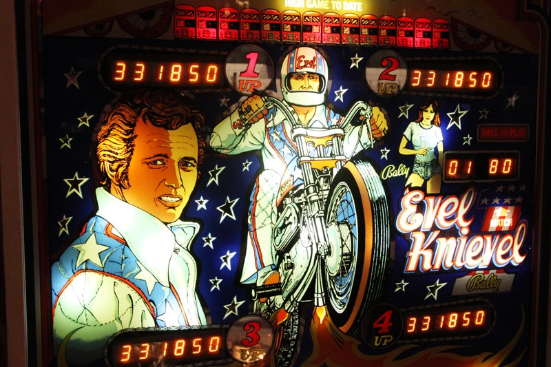 Evel Knievel Museum Making the Jump to Las Vegas