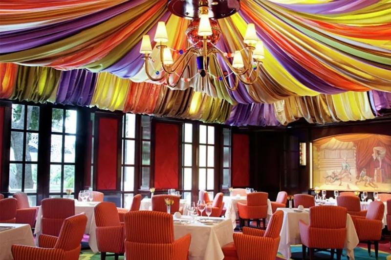 Le Cirque Restaurant at Bellagio to Reopen