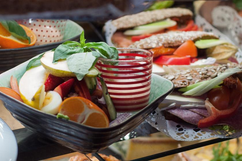 Swedish salads