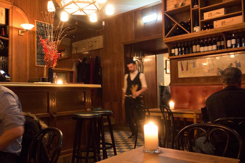 Oslo wine bar