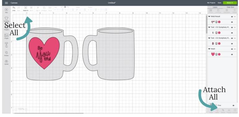 Step by Step Guide to Cricut Design Space for Beginners.