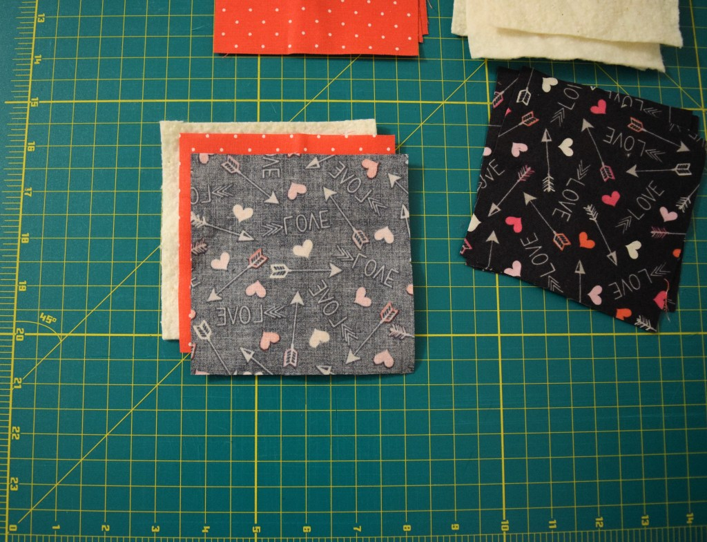 DIY Reversible Fabric Coaster Tutorial: A quick and easy 30 minute DIY sewing project. The perfect project for beginners! Repin now for later!
