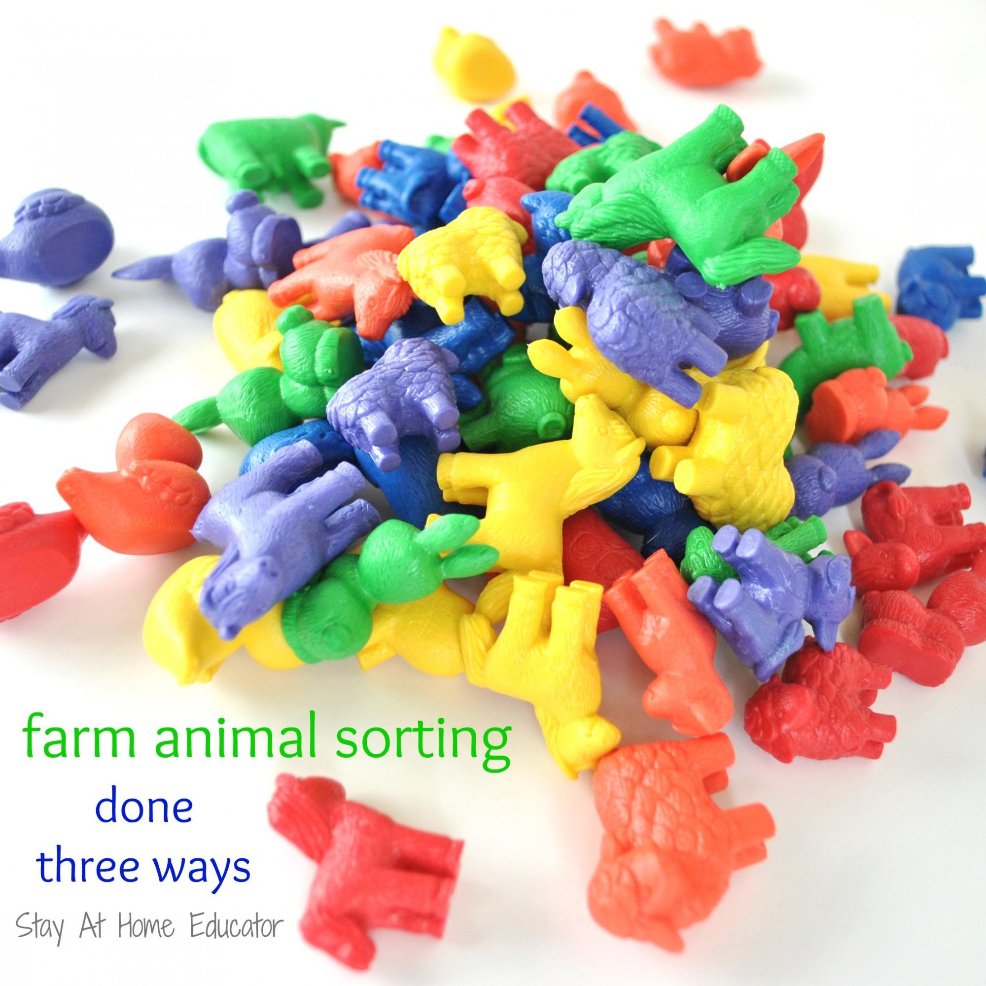 Farm Activity For Preschoolers